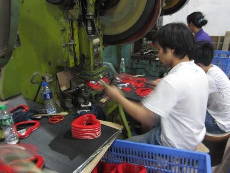 מפעל מוצרי מתכת