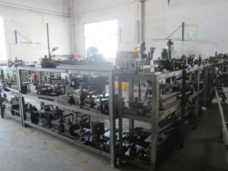 מפעל יצור נירוסטה בסין