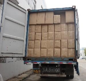 הובלת סחורה מסין