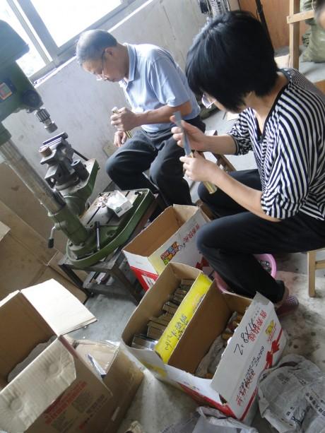 עובדים בסין