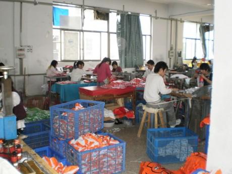 ייצור מוצרים בסין